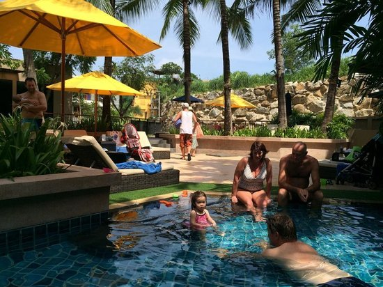Novotel Phuket Kata Avista Resort and Spa: Relaxing with the Family