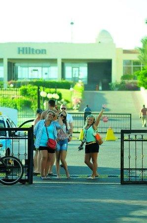 Hilton Sharks Bay Resort : Hilton