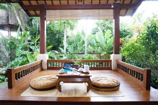 Villa Sonia : Suite room balcony