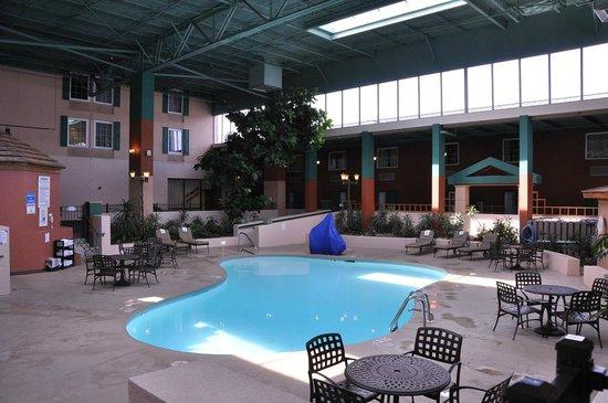 Crowne Plaza Hotel Cincinnati Blue Ash: Nice and clean pool area.