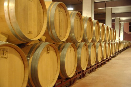 Hospederia del Vino : Winery