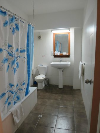 Centrum Hotel: Bath