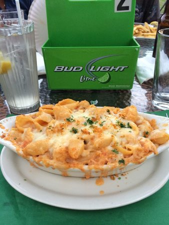 Ashley, Pensilvania: Lobster Mac & Cheese