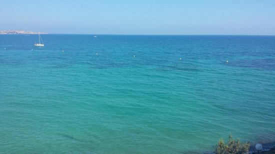 Melia Alicante : view from room