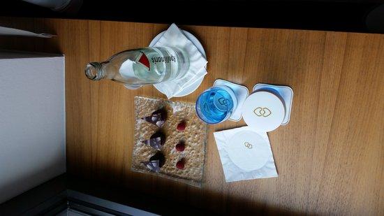 Sofitel Berlin Kurfürstendamm: welcome gift