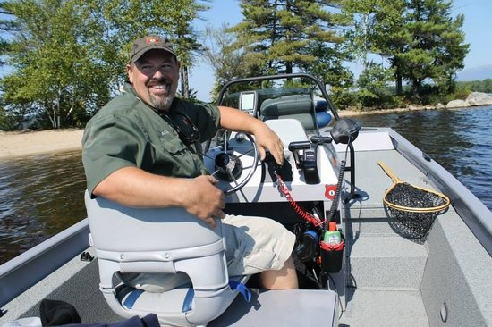 Twin Maple Outdoors: Richard Yvon - Maine Registered Guide