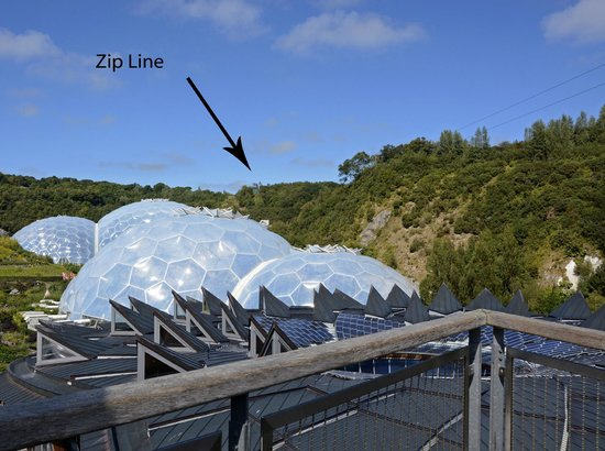 Eden Project Grounds