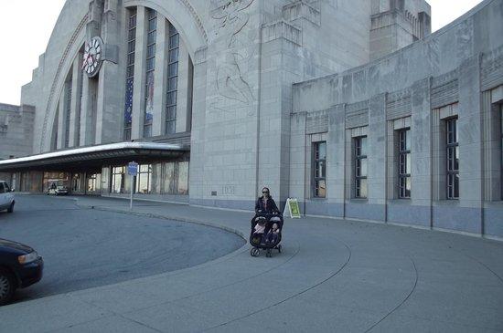Cincinnati Museum Center: Union Terminal;