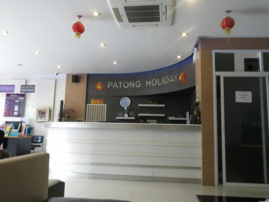 Patong Holiday: Lobby