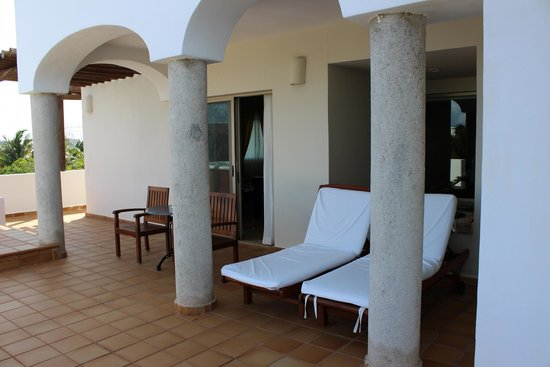 Valentin Imperial Riviera Maya : Balcony