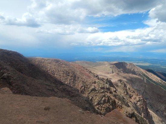 Pikes Peak: Top of Pike's Peak