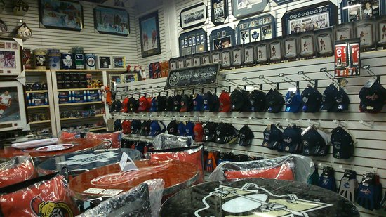 The Blue Line: Marcel's store (only 1 wall !!)
