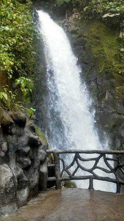 La Paz Waterfall Gardens: Waterfall