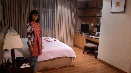 Grand Sukhumvit Hotel Bangkok : Room