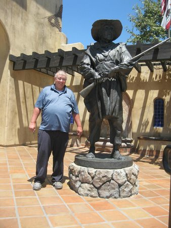 Mormon Battalion Historic Site: Another picture at same place