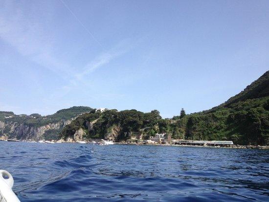 Nautica Sic Sic : Costa Sorrentina