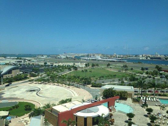 Sheraton Puerto Rico Hotel & Casino: Nice view!