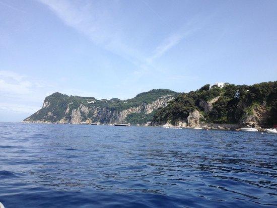 Nautica Sic Sic : Isla de Capri
