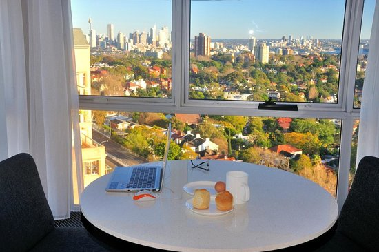 Meriton Suites Bondi Junction: nice view