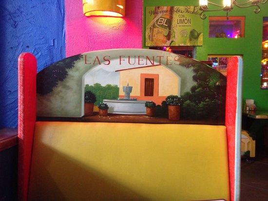 Las Fuentes Mexican Restaurant: :)