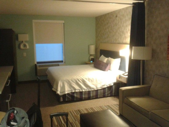 Home2 Suites by Hilton Philadelphia - Convention Center, PA: Camera doppia