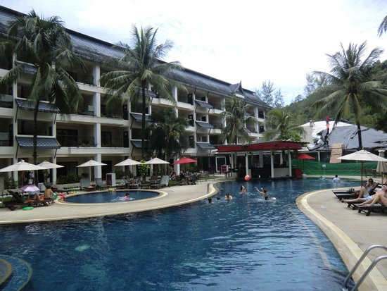 Swissotel Resort Phuket Kamala Beach : lovely pool