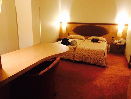 Mercure Roma West: 部屋