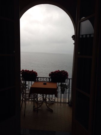 Royal Victoria: View of Lake Como from our room.