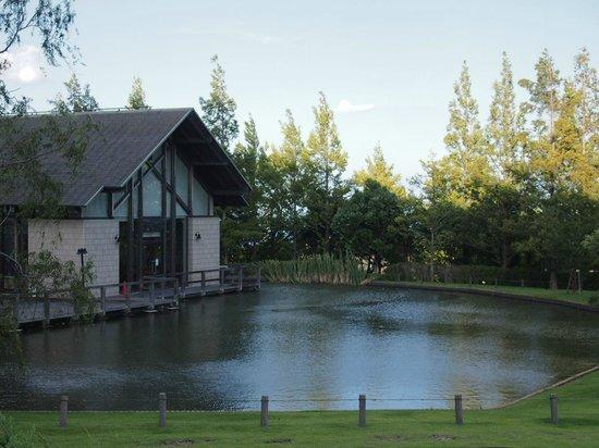 Hilton Odawara Resort & Spa: ホテル敷地が広いので散歩できます。