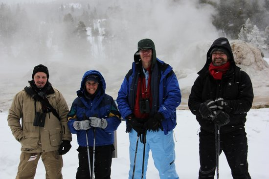 BrushBuck Wildlife Tours - Day Tours: 5day/4night Winter Wolf Yellowstone Tour!
