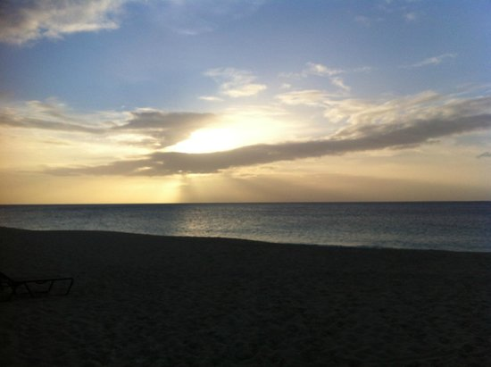 Four Seasons Resort and Residences Anguilla: Another sunset.