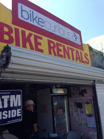 Bike Curious Rentals