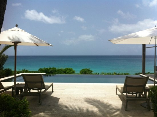 Four Seasons Resort and Residences Anguilla: View from villa.
