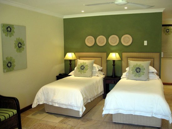 Rivonia Bed & Breakfast : Luxury rooms. Single/King-size bed option