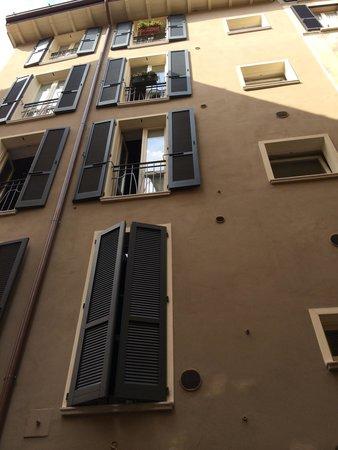 La Filanda di Brescia: Immeuble La Filanda