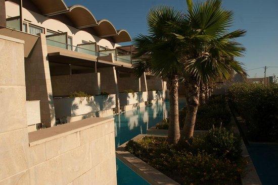 Avra Imperial Hotel : private pool