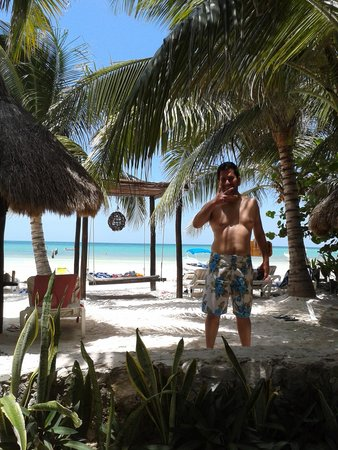 Holbox Dream Beach Front Hotel by Xperience Hotels: Playa