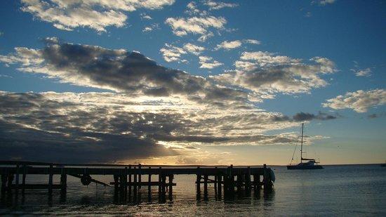 RAC Monkey Mia Dolphin Resort : Sunset