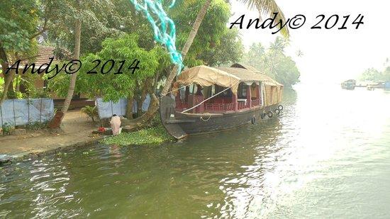 Alleppey Backwaters : 4