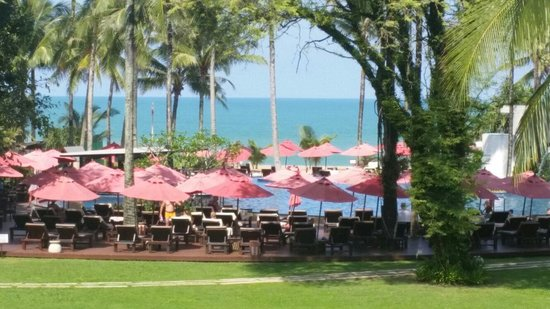 Ramada Khao Lak Resort: Outstanding view from our room. I love ramada khao lak and can not wait to go back hopefully ver