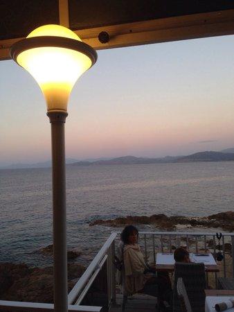 Hotel Restaurant La Pietra : Ristorante