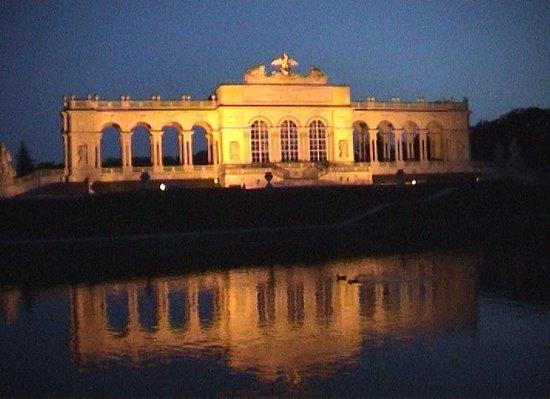 Palacio de Schönbrunn: Gloriette