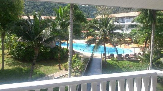Aonang Villa Resort : Vue de la chambre