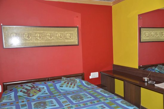 Ganpati Guest House : Room