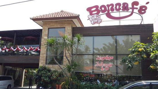 Boncafe Gubeng Surabaya