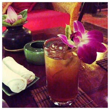 Angkor Village Hotel : Grata bienvenida