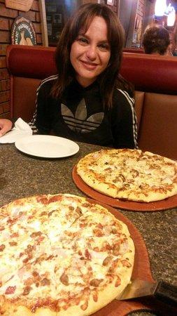 Pizza Hut : Ecco le due pizze