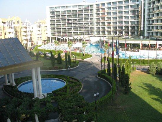 Victoria Palace Hotel & Spa: נוף מהחדר קומה 2