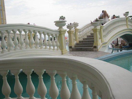 Victoria Palace Hotel & Spa: בריכה