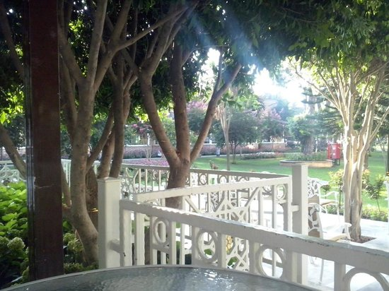 Papillon Ayscha Hotel : Garden